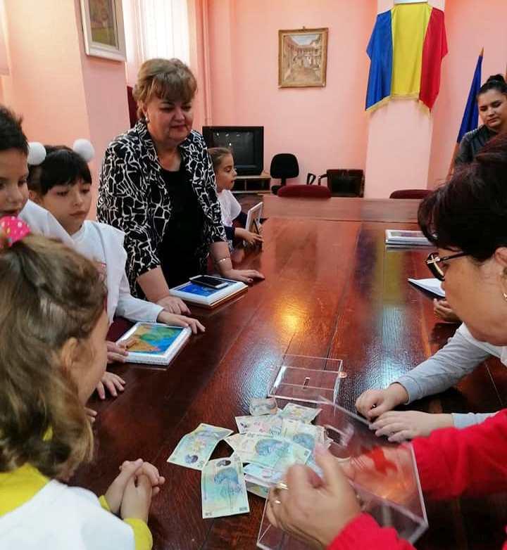 crucea rosie Roxana Mihaela Constantinescu