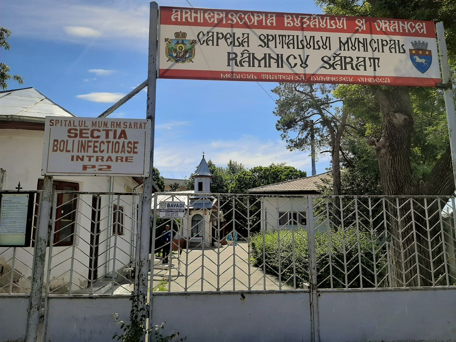spitalul municipal rm. sarat