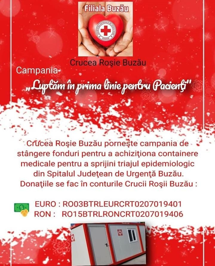 campanie Crucea Rosie