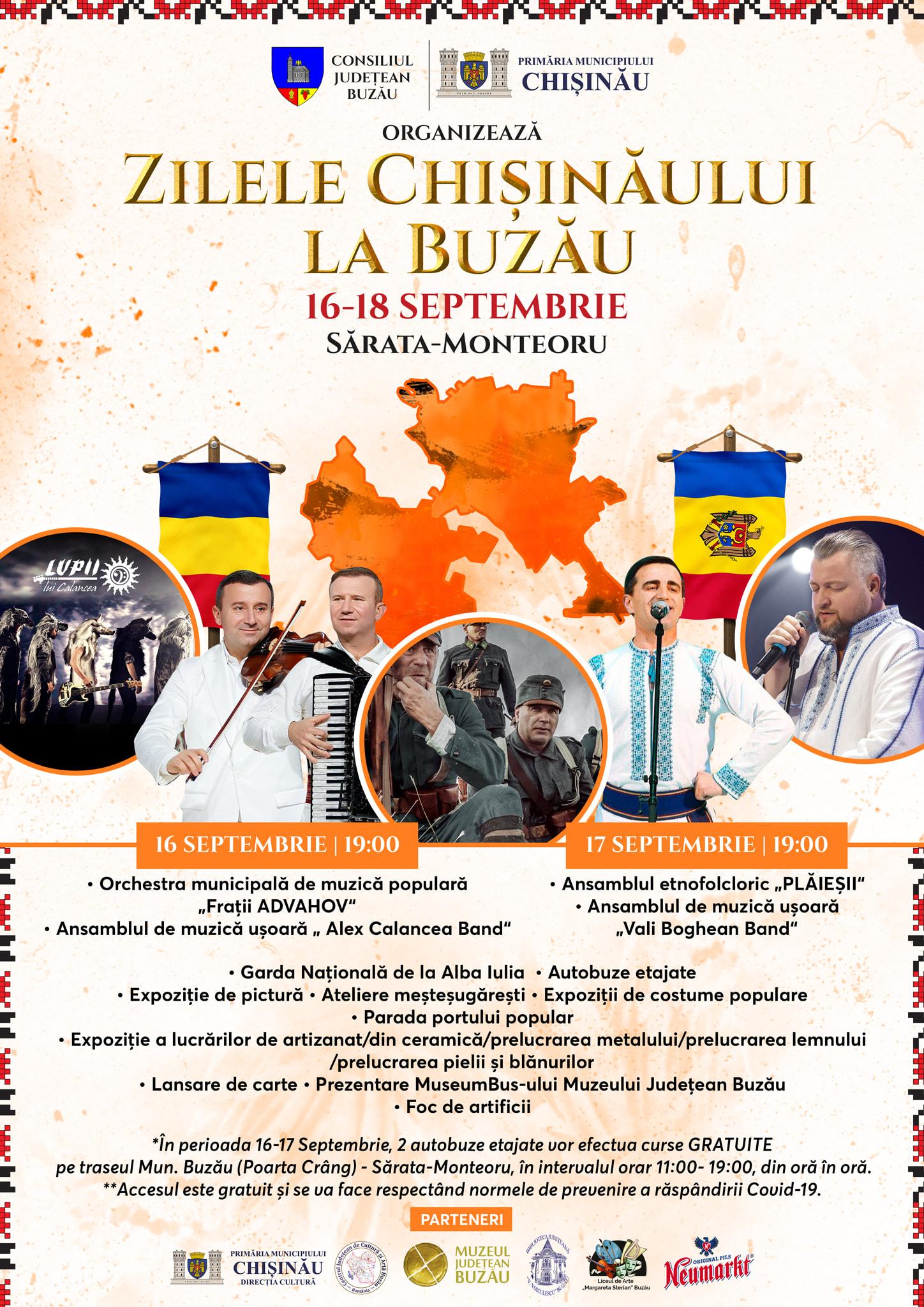 Festivalul Zilele Chisinaului 2