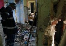 explozie devastatoare la turda centrala unui apartament a sarit in aer foto 356268